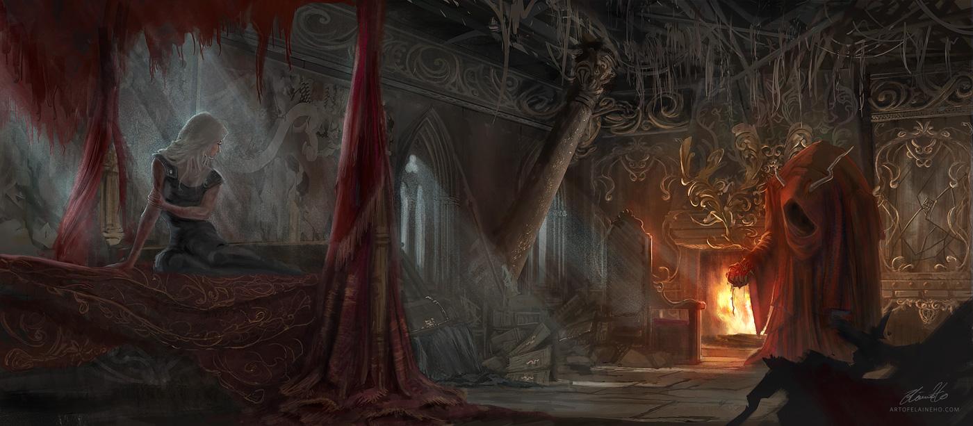 Eris's Bedroom